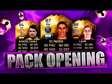 FIFA 16 I PACK OPENING!!! W/@MrValori @FabioValori_7 @Pasant11