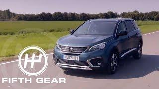Fifth Gear AD: Peugeot 5008