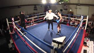 Ultra White Collar Boxing Wolverhampton | Fight 14