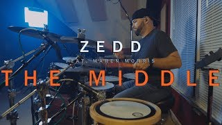 Baixar Zedd - The Middle Drum Cover  (Feat. Maren Morris) Chris Mathis