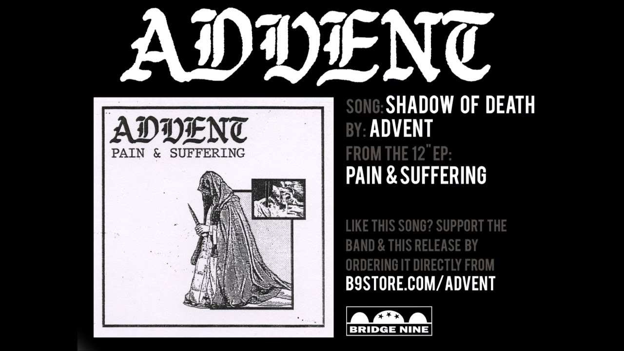 "Advent ""Shadow Of Death"" (Official Audio)"