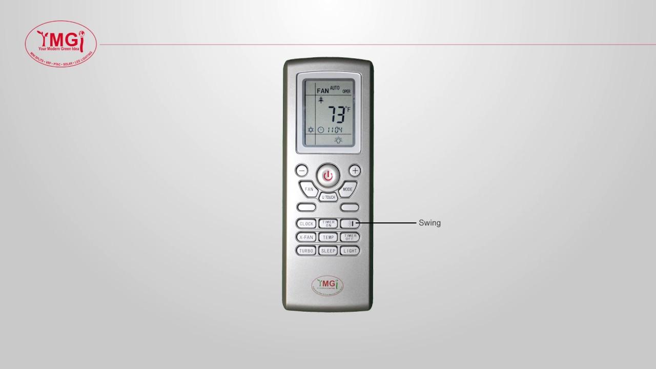 YMGI Symphony Solo (58) & Choir (59) Series Remote Control Tutorial Video