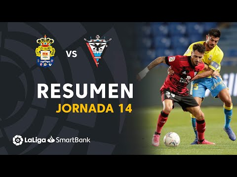 Las Palmas Mirandes Goals And Highlights