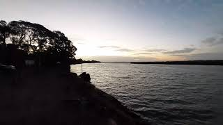 Fishing time in Barwon heads river Victoria Australia winter time PLENTY OF FISH