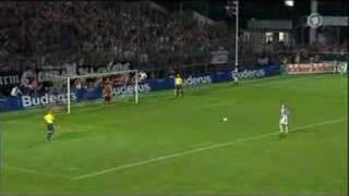 Burghausen - FC Bayern DFB Pokal 2007 Elfmeterschießen