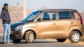 2019 Maruti Wagon R - Dynamically Better | Faisal Khan