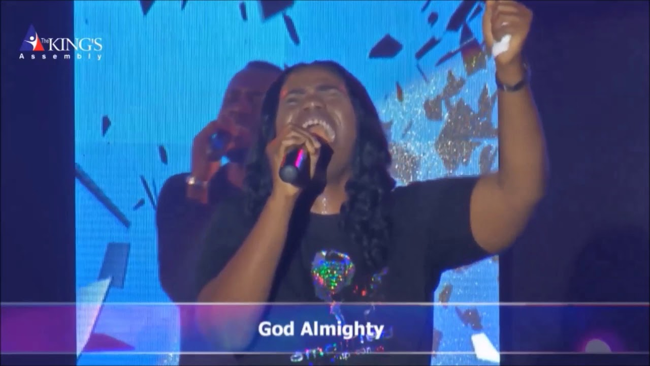 Nara (Ijay Grigs at Amplified 2017) The Kings Assembly Port Harcourt