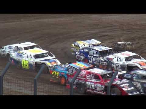 Sport Mod Challenge Heat 2 Davenport Speedway 6/8/18