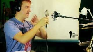 Microphone Polar Patterns Demonstrated