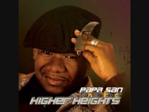 Papa san Pop style