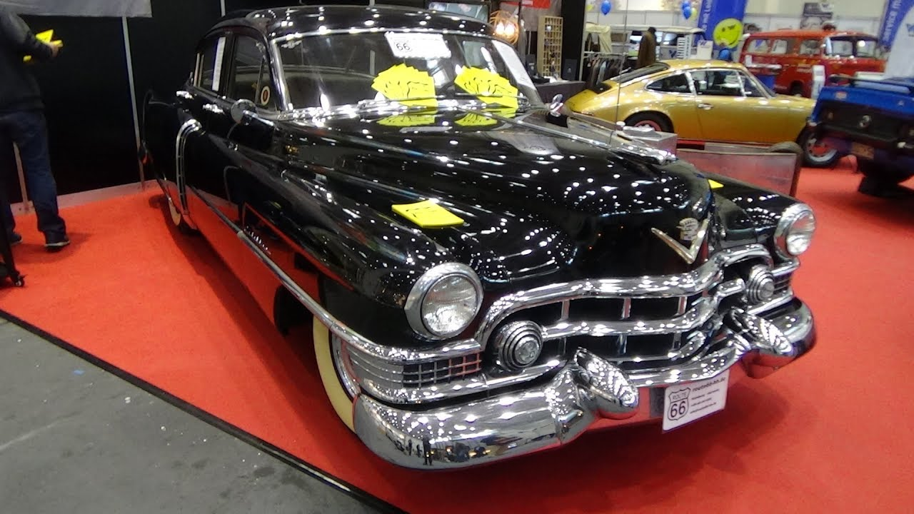 1951 Cadillac Series 61 Sedan Exterior And Interior Hamburg Deville Motor Classics 2017
