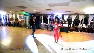 2015 DC Bachata Masters: Gone by Daniel & Desiree