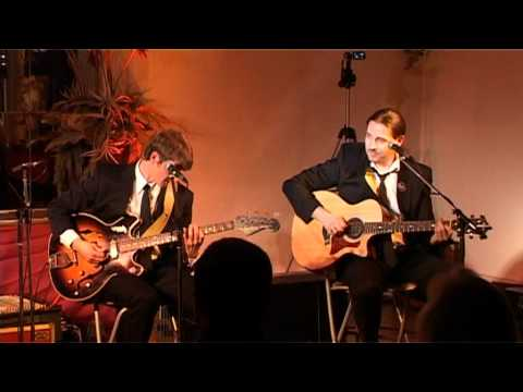 The Beat Brothers - Twenty Flight Rock - unplugged & akustisch