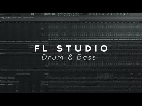 Sulex - Discolour | FL Studio Drum & Bass 2018 | Integra