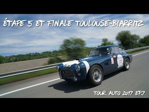 De Toulouse à Biarritz en passant par Pau Arnos ! [TOUR AUTO 2017 EP.7]
