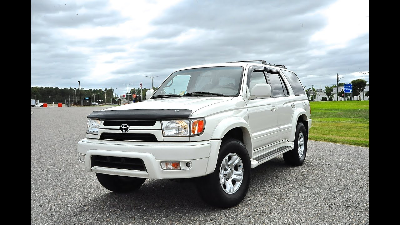 Delightful Davis AutoSports 2002 Toyota 4Runner Limited For Sale 9/22/15