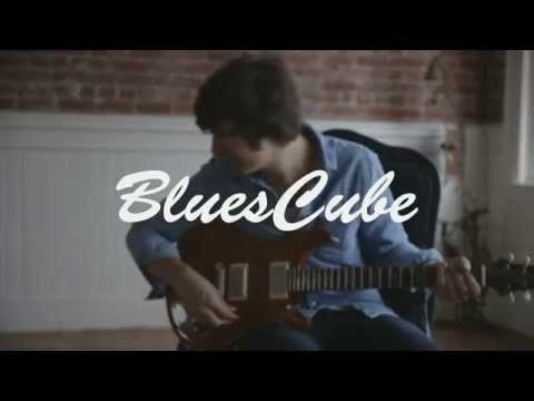 Blues Cube Guitar Amplifier performed by Davy Knowles and Roy Gaines