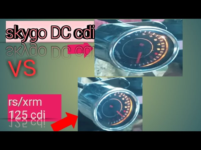 How to install skygo DC CDI on Honda rs/xrm125(diy)