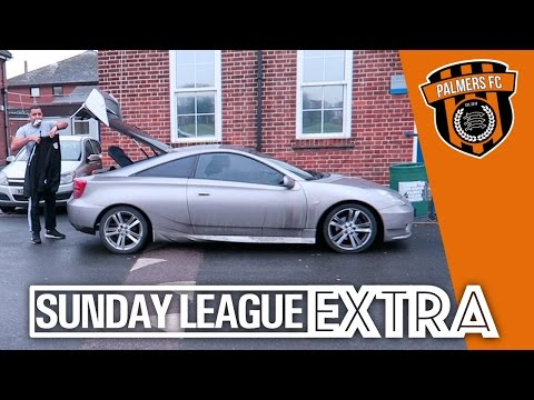 Sunday League Extra - FOR SALE!