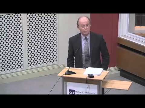 Uehiro Lectures 2013 (lecture 3)--T. M. Scanlon--When Does Equality Matter?