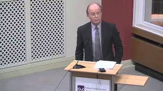 Uehiro Lectures 2013 (lecture 3)--T. M. Scanlon--When Does Equality Matter? Thumbnail
