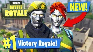 FORTNITE SEASON 4!! *DIECAST and CHROMIUM SKINS* (Fortnite Battle Royale)