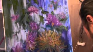 Научиться рисовать цветы, букет, живопись маслом для начинающих(КАЧЕСТВЕННЫЕ МАТЕРИАЛЫ - ЗАЛОГ ВАШЕГО УСПЕХА ! Предлагаемые материалы отобраны в процессе работы опытным..., 2014-05-10T12:13:52.000Z)
