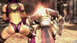 Mortal Kombat IX Mileena ENDING 4k UHD 2160p