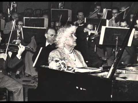 Strauss: Burleske - Elly Ney - Berlin Radio SO - Artur Rother - 1948