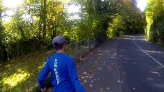 Jogging Lucerne 22km