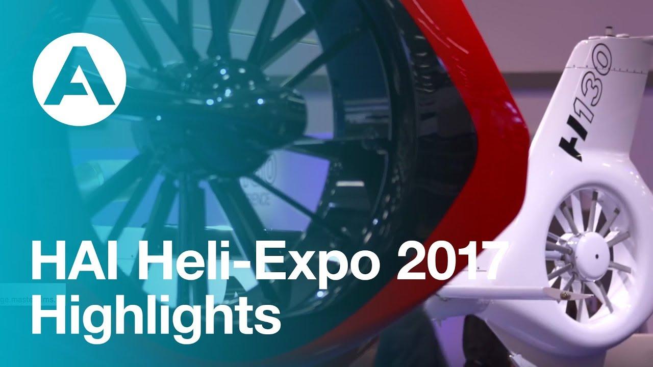 HAI Heli-Expo 2017 Highlights - YouTube on
