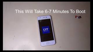 LYF C451 LS 4508 Hard Reset | Pattern Unlock | Password Reset | Hanging Problem | Complete Guide