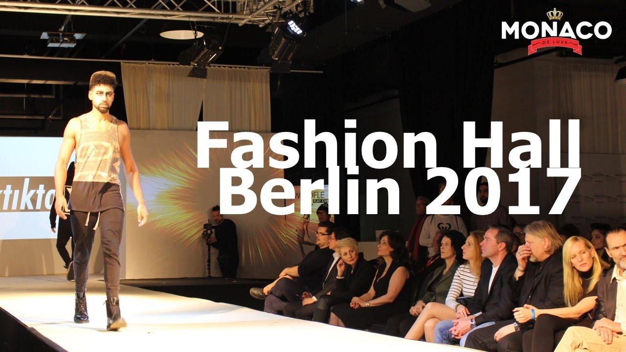 Fashion Hall 2017, Fashion Week Berlin, Mode, Secret Fashion Show