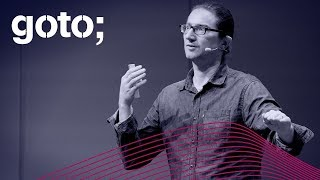 GOTO 2019 • Prioritizing Technical Debt as if Time and Money Matters • Adam Tornhill