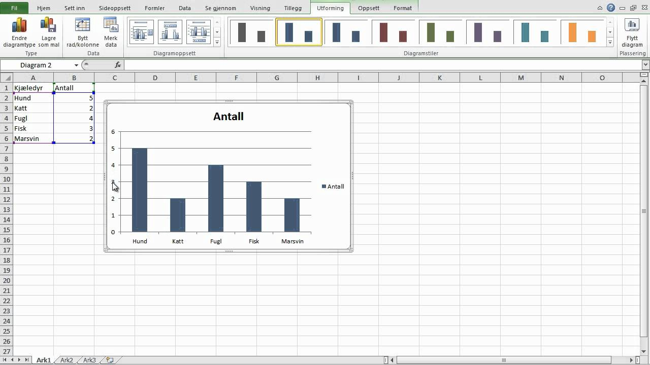 Excel  lage diagram  YouTube