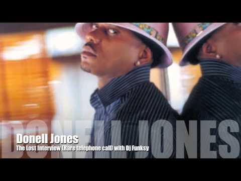 RARE Donell Jones Interview (All Fans MUST listen)