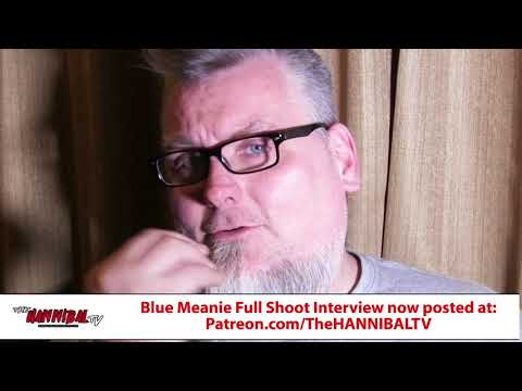 Blue Meanie on Mass Transit Incident ECW