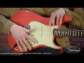 Download Fender 1961 Relic Stratocaster - Fiesta Red MP3 song and Music Video