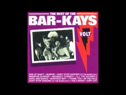 "The Bar-Kays - Holy Ghost (1978, 12"" Extended) - HQ"