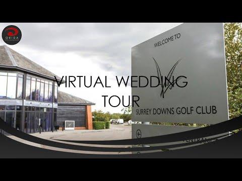 Surrey Downs Wedding Venue Tour *Winter edition*