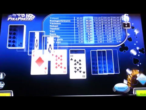 Taikuri pelaa LIVE - Tulos tai ulos - RAY Pikapokeri #1
