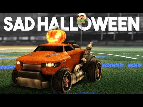 Rocket League Gameplay :: Sad Halloween