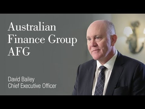 Australian Finance Group (ASX:AFG): David Bailey, Chief Executive Officer