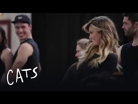 The Australian Cast Sing Wings! - Australia | Cats the Musical