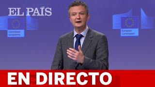 DIRECTO | Briefing diario de la COMISIÓN EUROPEA