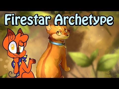 The Firestar Archetype - Analyzing Warrior Cats