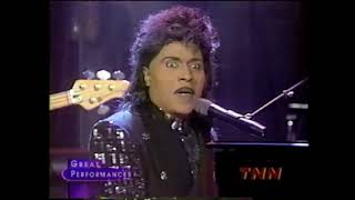 Little Richard - Lucille (with intro) - Good Golly Miss Molly (Live in the 90's)