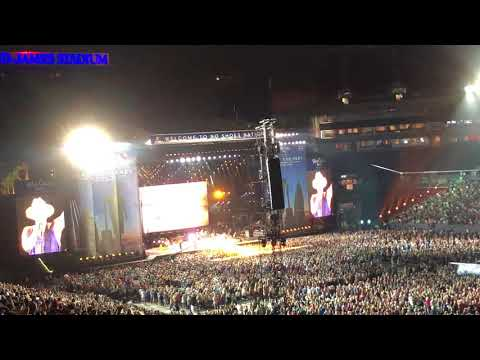 Kenny Chesney 2018 Trip Around The Sun Tour Opening Tampa FL