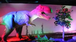Шоу динозавров в ЦДМ