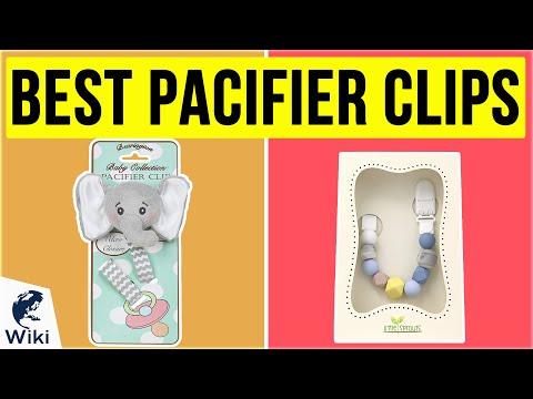 10 Best Pacifier Clips 2020